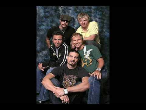 """Don't Disturb This Groove"" - Backstreet Boys"