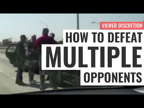 How to Defeat Multiple Opponents (Special Edition Gracie Breakdown)