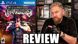 FIST OF THE NORTH STAR: LOST PARADISE REVIEW - Happy Console Gamer