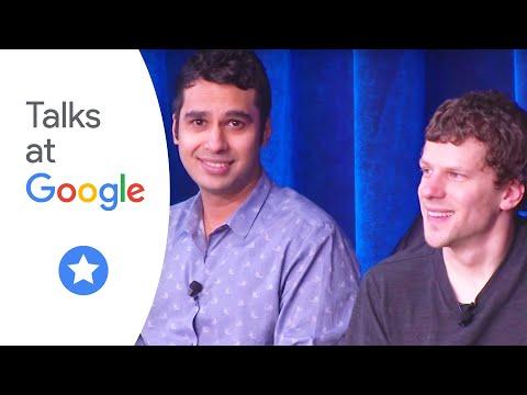 "Jesse Eisenberg & Kunal Nayyar: ""The Spoils"" | Talks at Google"
