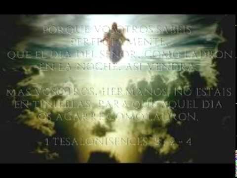 PROFECIAS DE LA SEGUNDA VENIDA DE JESUS , EL RAPTO Y LOS DEJADOS ATRAS