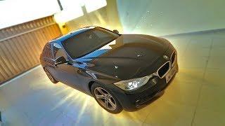 TEM UMA BMW TURBO NA MINHA GARAGEM !