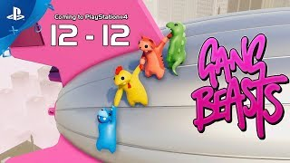 Gang Beasts - Gameplay Trailer | PS4