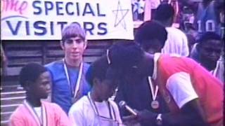 Satchel Paige- 1972 Alabama Special Olympics-Mobile