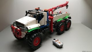 Lego Technic 42070 replica by dokludi