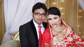 Safa & Sabrina's Reception | Cinewedding By Red Eye| Wedding Cinematography | Bangladesh