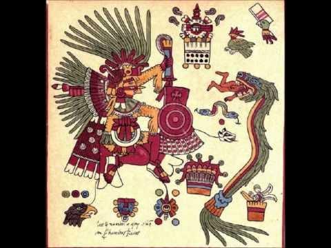 Canto A Huitzilopochtli