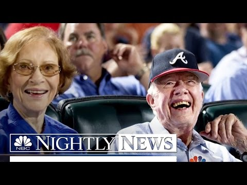 Cancer Drug Used by Pres. Carter Shows Signs of Being a Breakthrough | NBC Nightly News