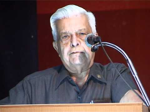 Leadership Lecture by Shri S Siva Kumar, ITC-e-Choupal Part #1/4
