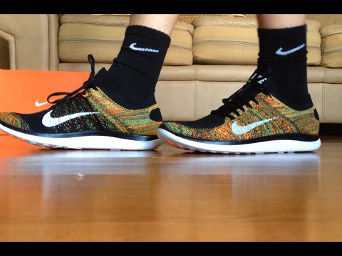 Nike Free Flyknit 4.0 Hommes - Nike Free Flyknit Multicolore Hommes Nikes Réduction Sorcravate