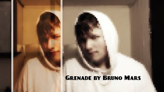 Grenade by Bruno Mars (Me Attempting to (Lip sync)