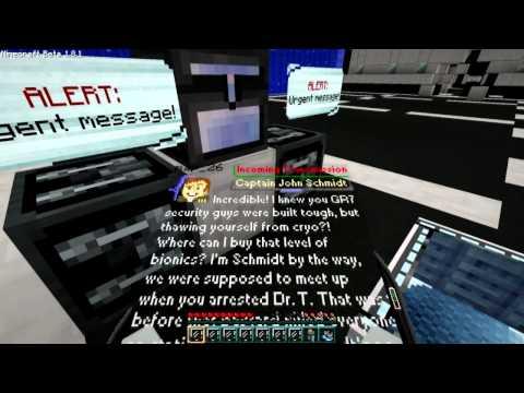 Minecraft - Deep Space Turtle Chase Walkthrough Ep 1