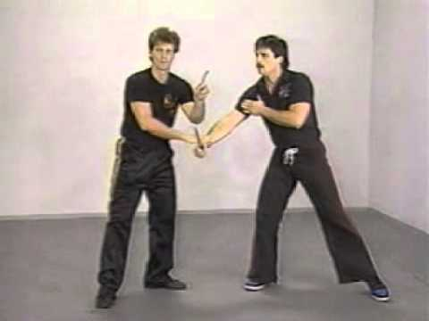 Paul Vunak ~ JKD Vol 5 Knife Fighting Image 1