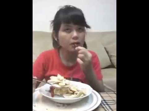 Can You eat like this asian woman? Tki taiwan