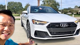 2019 Audi A7 FULL REVIEW - Interior & Exterior