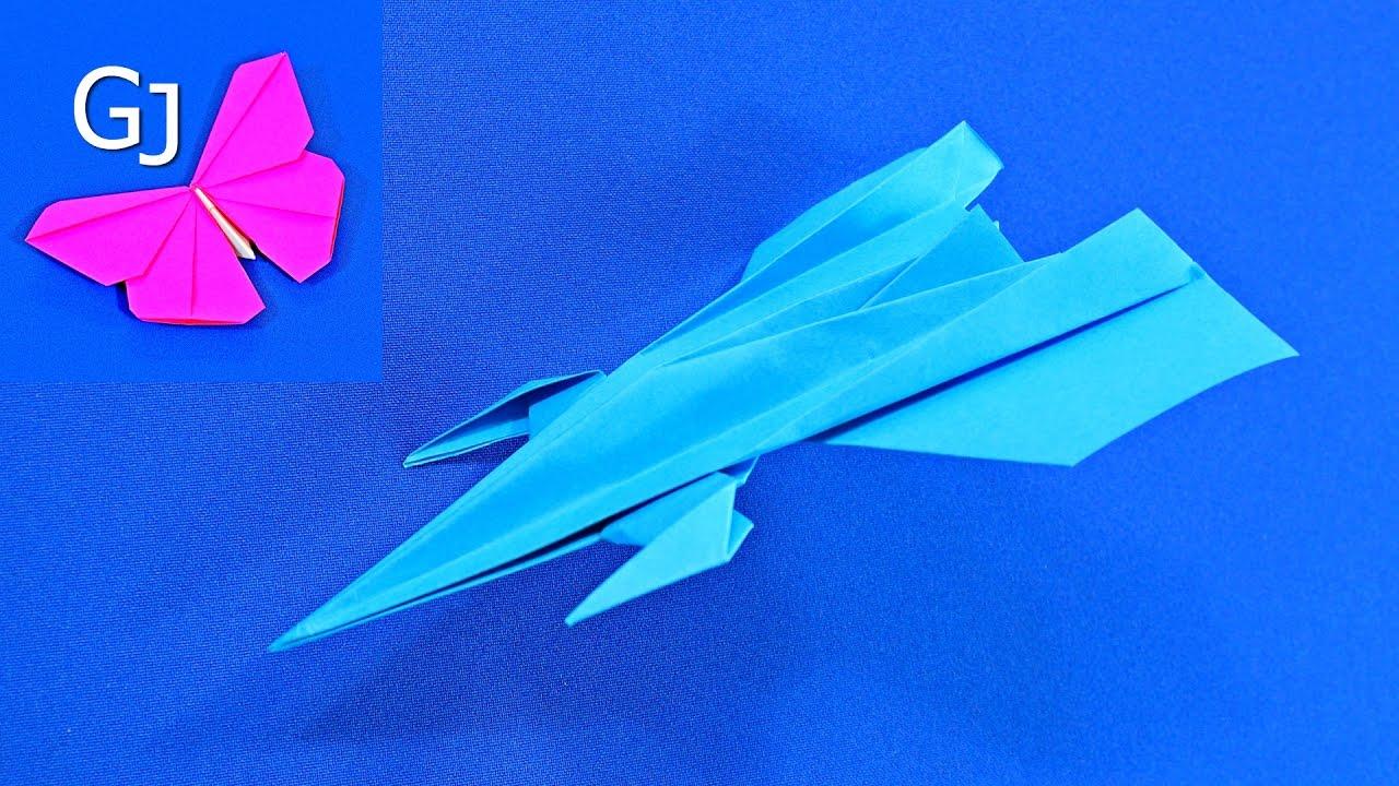 Ютуб как сделать из бумаги самолет который летает 100 метров 198