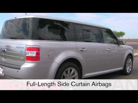 Ford Flex Limited, обзор