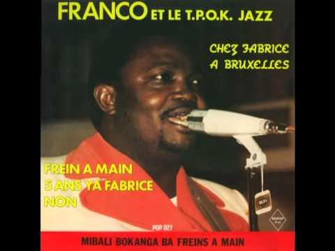 Non - Franco&le TPOK Jazz 1983