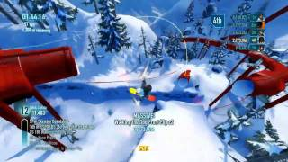 Best Race EVER! - SSX Gameplay (Start To Finish)