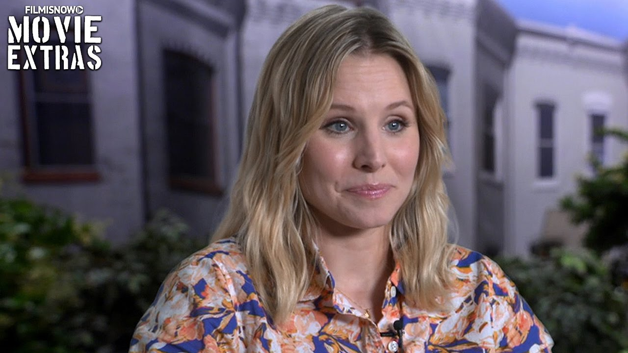 Kristen Bell is 'Claire' in The Boss [On-Set Interview]