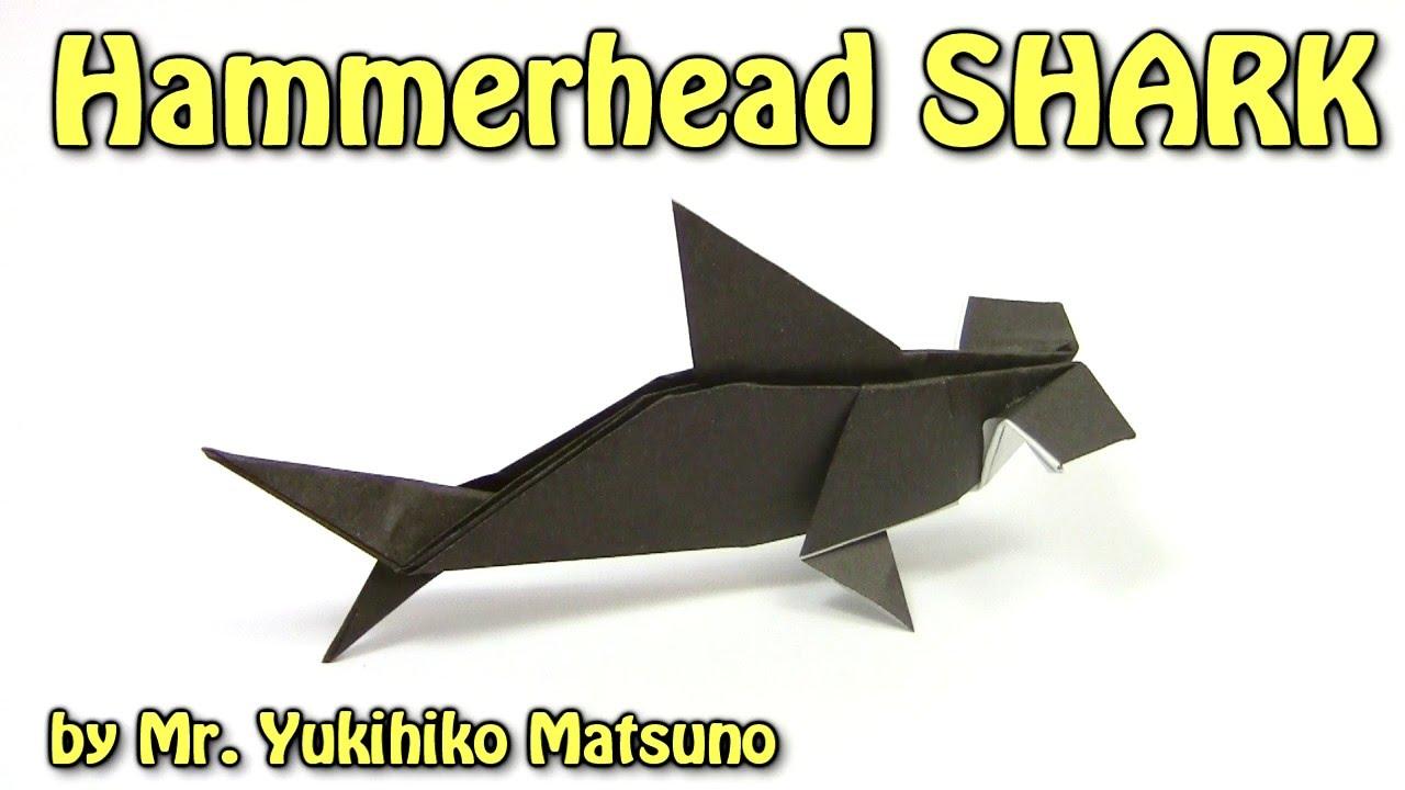 Оригами молотка