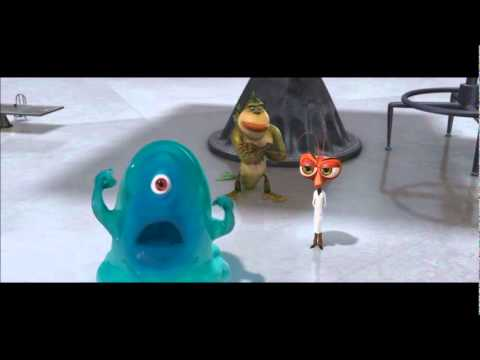 Funny Monsters Names Monsters vs Aliens Funny
