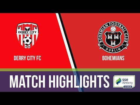 GW32: Derry City 0-0 Bohemians