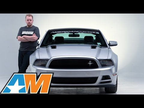 Mustang C&L Intake & Bama V2 Tune Results! - AmericanMuscle.com