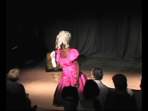 Valerie Mason-John - Regina ii - welcoming her crowd Video