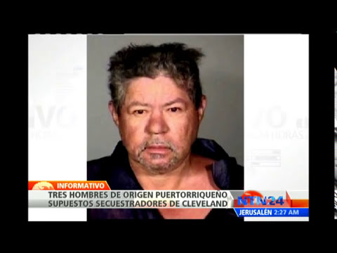 Presuntos secuestradores de tres mujeres en EE.UU. son de origen puertorriqueo