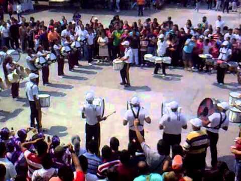 Coruña Marching Banda vs Jerusalem Marching Band itexsal 2011 Video 1