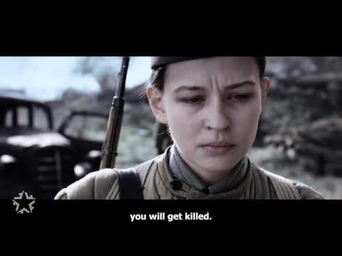 Lyudmila Pavlichenko - Battle for Sevastopol [English]