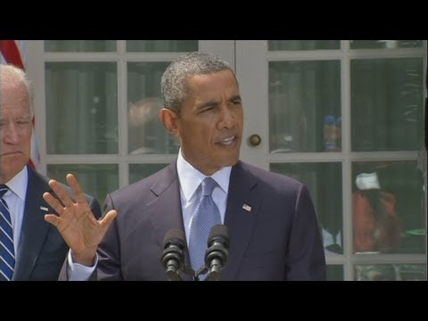 President Obama's Syria speech: Congress should vote on military action in Syria