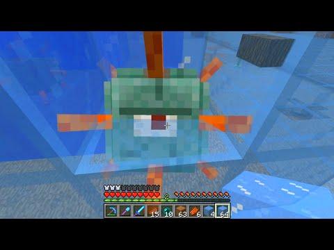 Etho Plays Minecraft - Episode 355: Mega Fish Tank