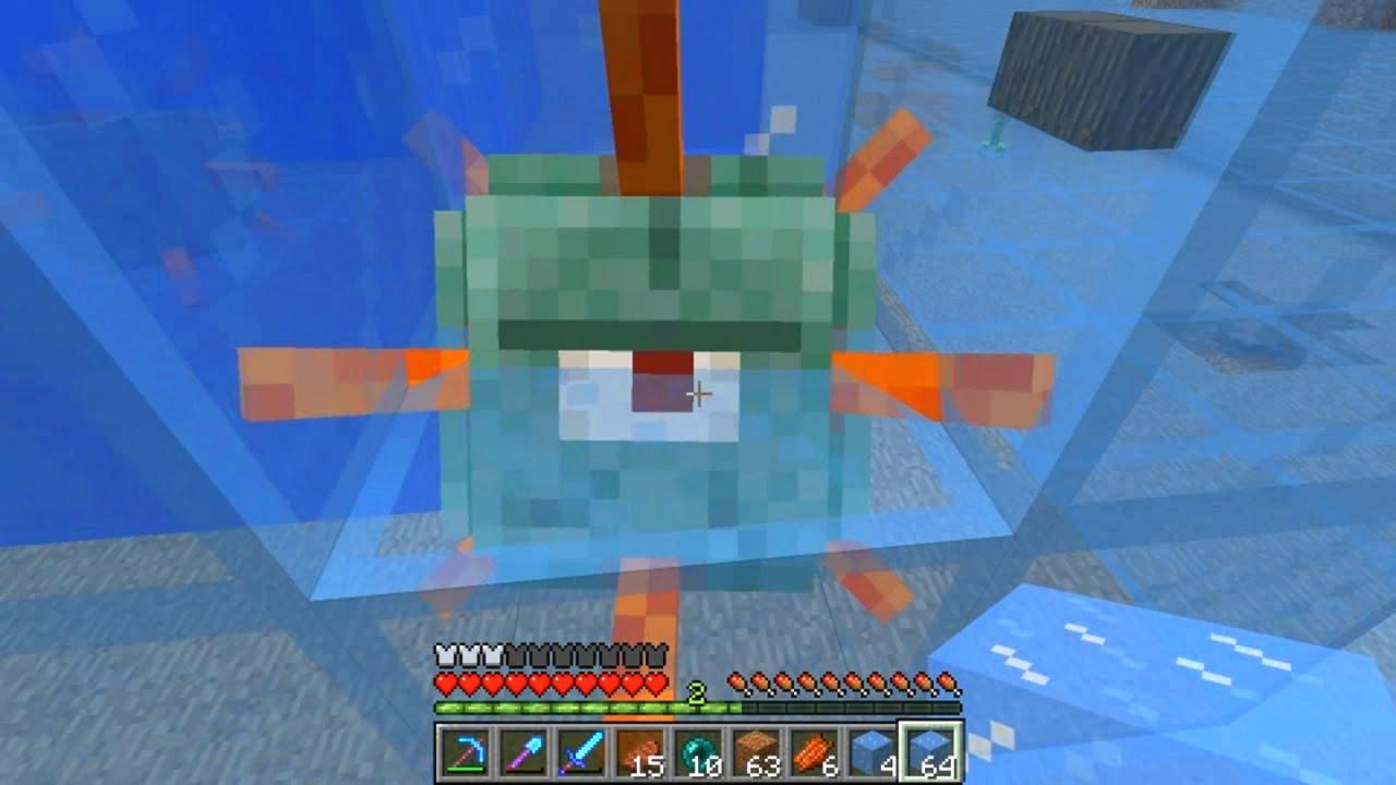 Etho plays minecraft episode 355 mega fish tank youtube for Minecraft fish skin
