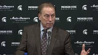 "Tom Izzo: ""Talk Radio Idiots..."" 