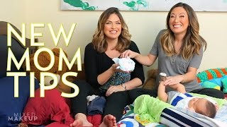 Best New Mom Tips: Swaddle a Baby, Change a Diaper, and More! | The SASS with Susan and Sharzad