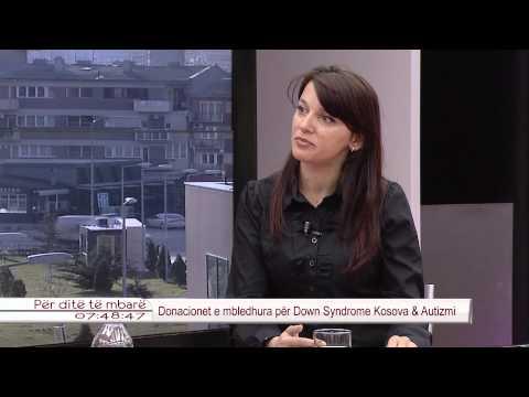 Ne studio: Leonora Bajraktari - Down Syndrome Kosova