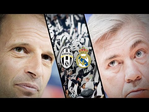 Juventus-Real Madrid, la vigilia - The build-up