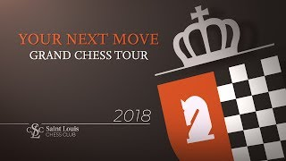 2018 Your Next Move Grand Chess Tour: Day 2