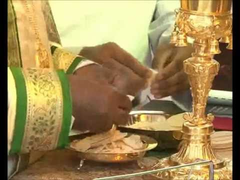 Adramathe Vathilil Mutunnu- Mar Thoma Syrian Church Qurbana Hymn video