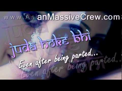 ★ ♥ ★ Juda Hoke Bhi lyrics + Translation 2005 ★ www....