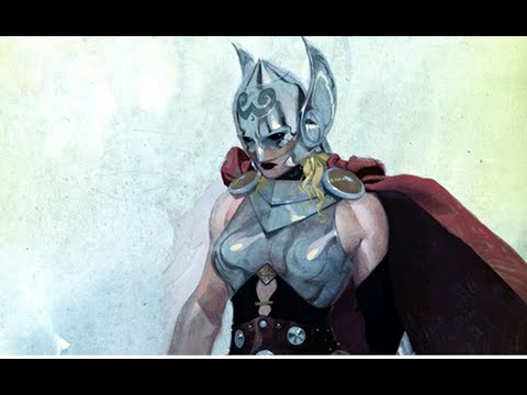 Thor Becomes Female! Are You For Or Against This Marvel Move? video