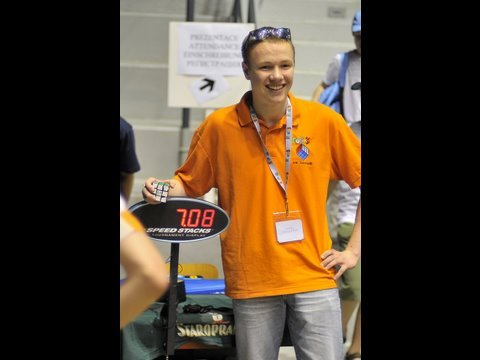 Watch European record 7.08
