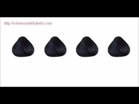 Como aclarar o decolorar un pelo teñido con tinte color negro