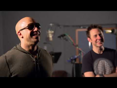 Guardians of the Galaxy Official B-Roll Footage #3 (2014) Vin Diesel HD