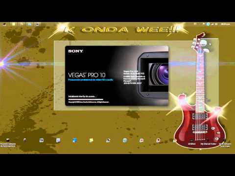 Proyecto Editable Para Sony Vegas Pro 10