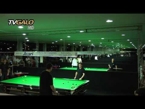 17/09/2014 Labareda sedia o XXVI Campeonato Brasileiro de Sinuca