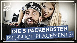 DIE 5 PACKENDSTEN PRODUCT-PLACEMENTS! | #WWWSHORTS