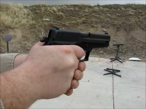 SIG P226 SRT trigger steel plates quick shoot jeff shoots stuff